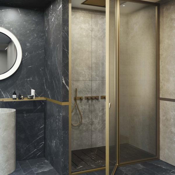 Vismara_porte Suiteroom sur mesures bronze