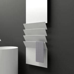 Salle de bains radiateur flaps Antrax