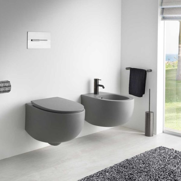 A&T_wc-bidet suspendus Dot