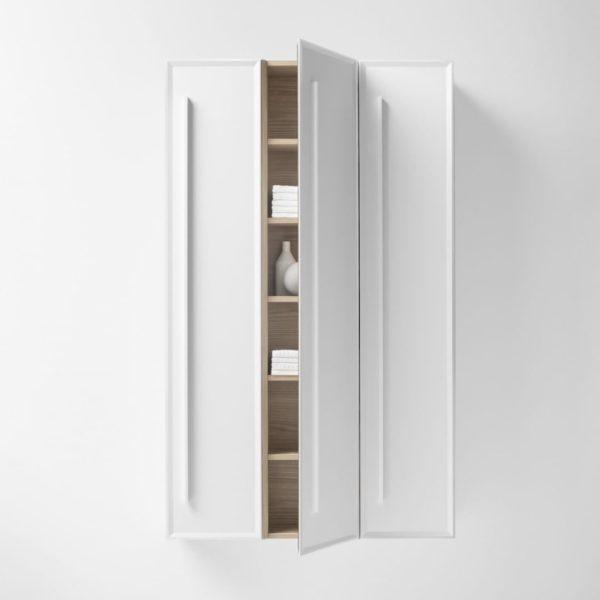 Falper-Paris_colonnes rangement 7.0 blanc mat