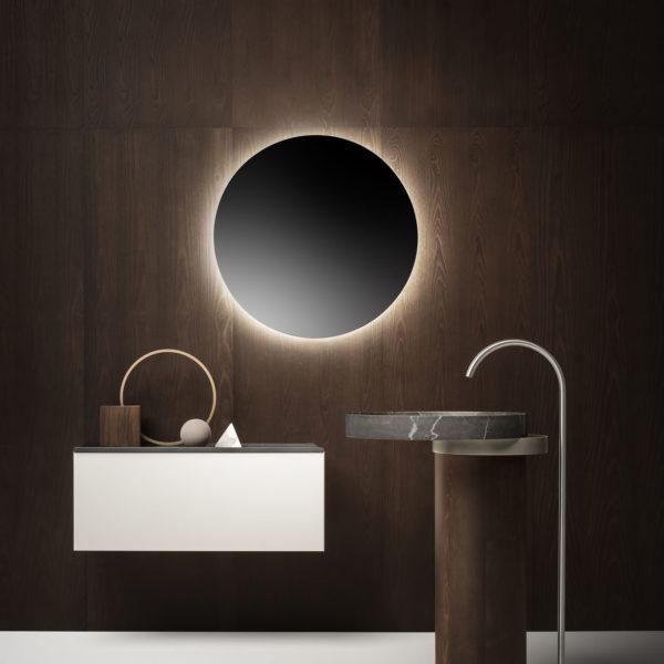 Falper-Paris_lavabo colonne Eccentrico marbre Marquina
