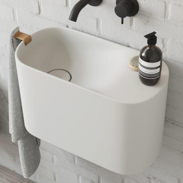 Rexa_lave-mains mural Ptit et accessoires
