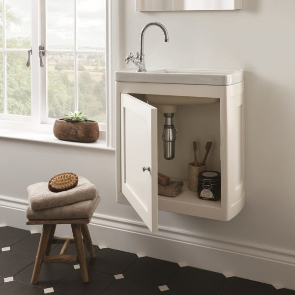 Impérial_meuble et lave-mains mural céramique RT1