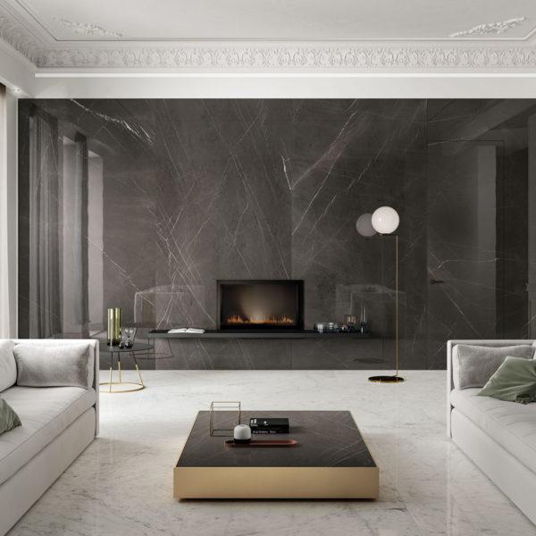 Italgraniti_Pietra Grey polished_160X320_Statuarietto polished_120X120