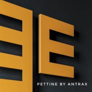 Antrax_ligne de radiateurs Pettine