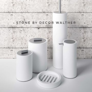Decor Walther_ligne accessoires Stone