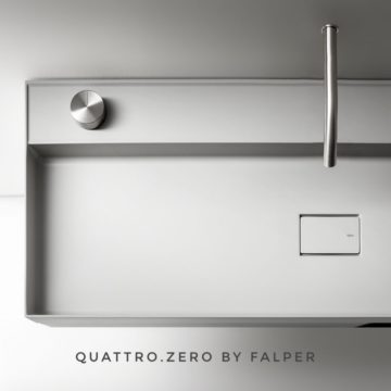 Falper_plan vasque Quattro.Zero