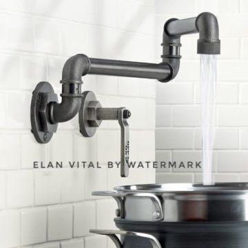 Watermark_ligne de robinetterie Elan-Vital