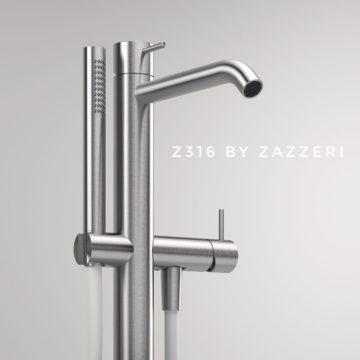 Zazzeri_ligne de robinetterie en inox Z316
